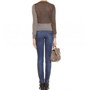 7FAM | Roxanne Classic Skinny 29